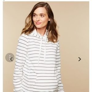 Plus size Maternity Hoodie